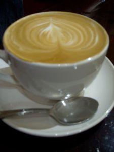 Cappucino and Latte Art